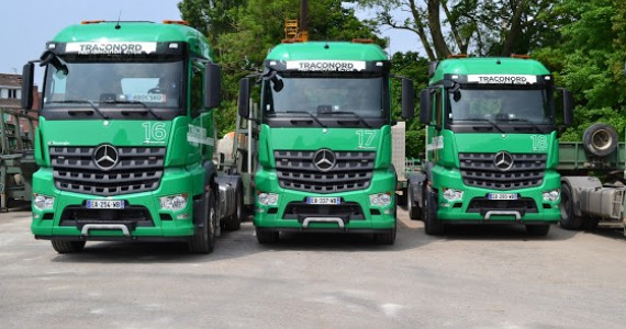 Camions Arocs Traconord